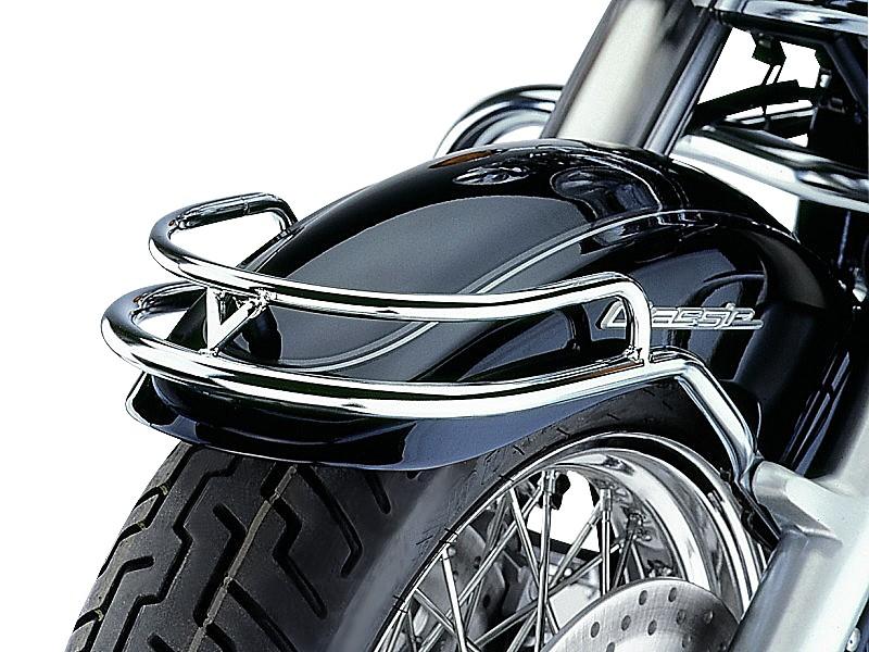 Reling Vorderrad Kotflügel Fehling Yamaha XVS 1100 A Drag Star Classic 00-07