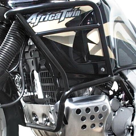 defensa de motor fehling honda xrv 750 africa twin 93 03 black. Black Bedroom Furniture Sets. Home Design Ideas