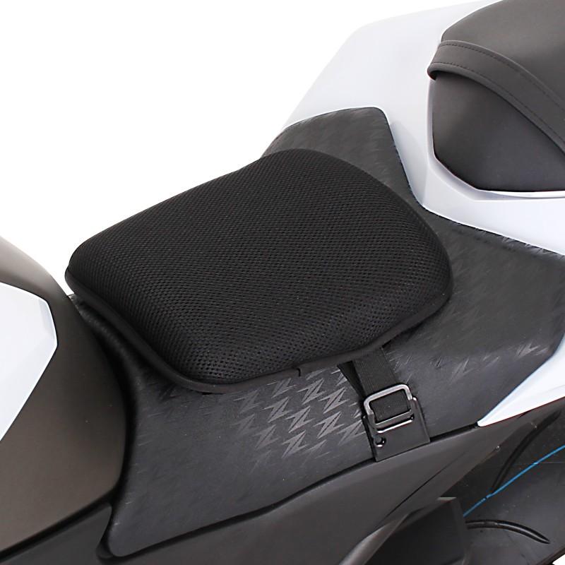 tourtecs motorrad gel sitzkissen f r sitzbank s 25x20x2. Black Bedroom Furniture Sets. Home Design Ideas