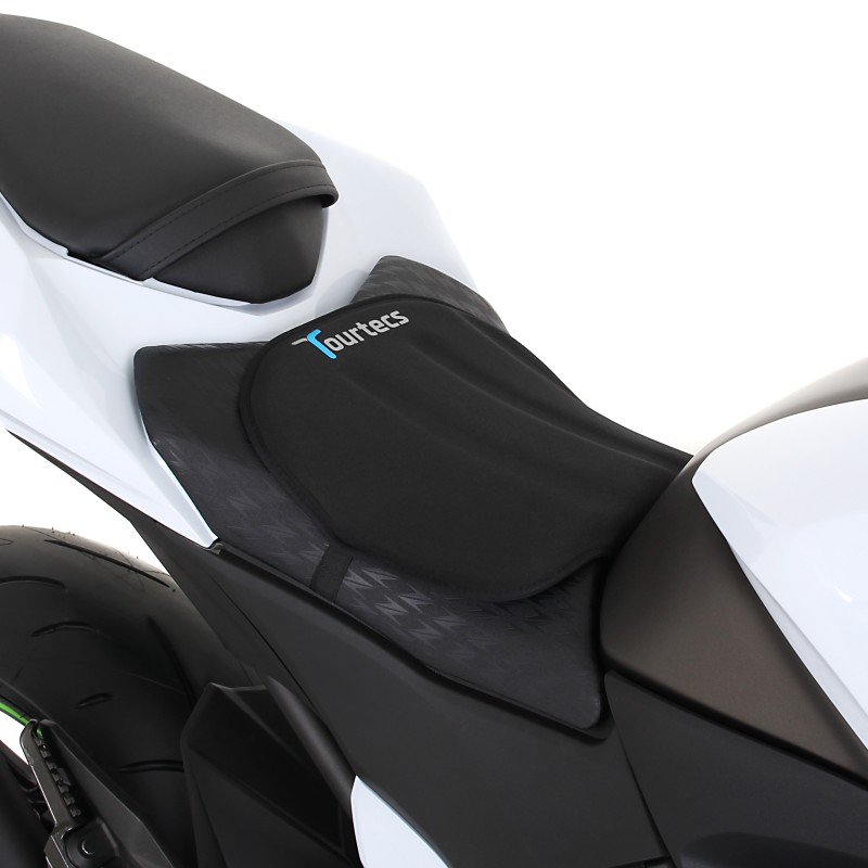 coussin de selle gel moto tourtecs neo s triumph speed triple ebay. Black Bedroom Furniture Sets. Home Design Ideas