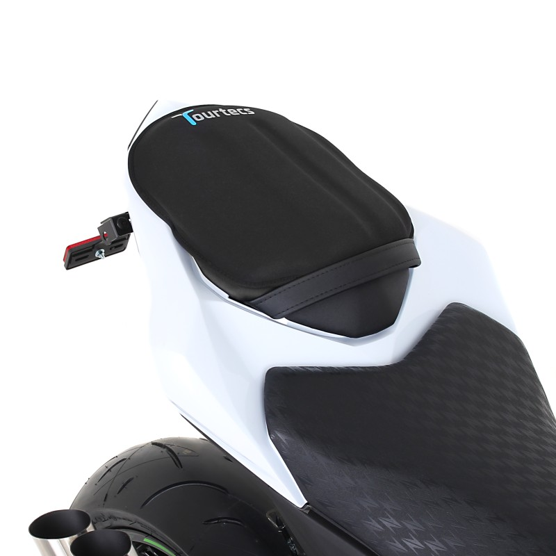 coussin de selle gel moto tourtecs neo s moto guzzi breva 1100 ebay. Black Bedroom Furniture Sets. Home Design Ideas