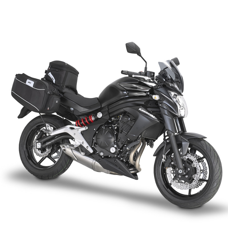 sacoche de selle moto givi xs313 yamaha mt 07 ebay. Black Bedroom Furniture Sets. Home Design Ideas