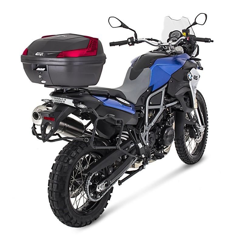 Top-Case-Set-Givi-Suzuki-V-Strom-1000-14-16-Monolock-B47-Blade-nero