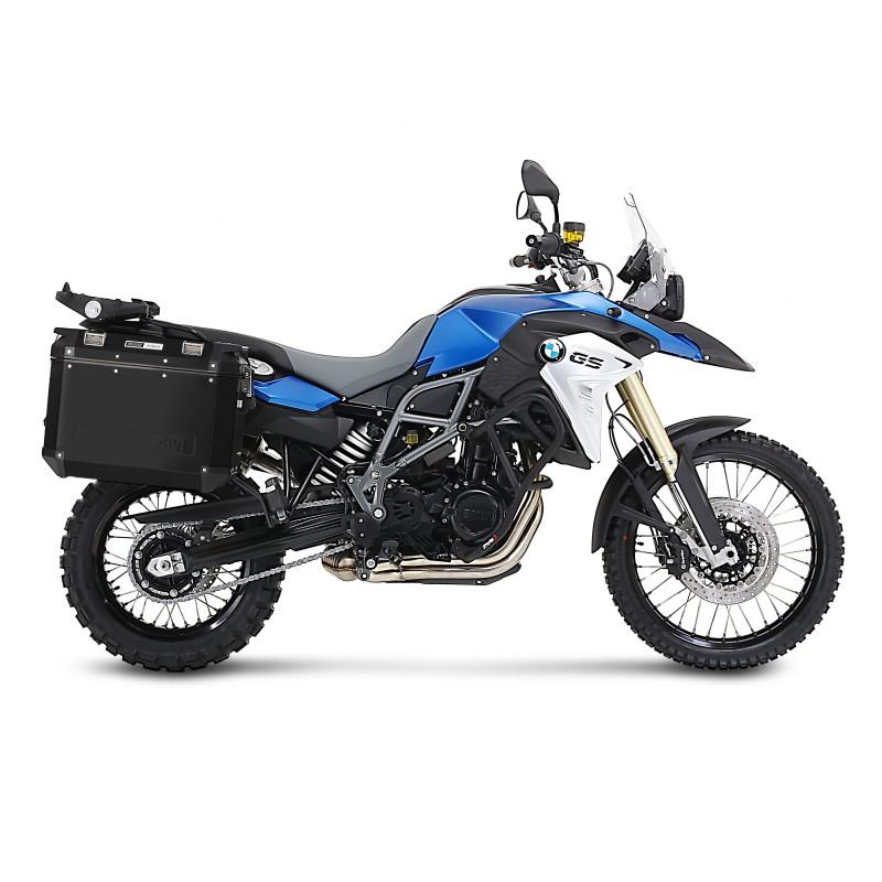 motorrad seitenkoffer set bmw r 1200 gs 13 16 givi obk48b. Black Bedroom Furniture Sets. Home Design Ideas