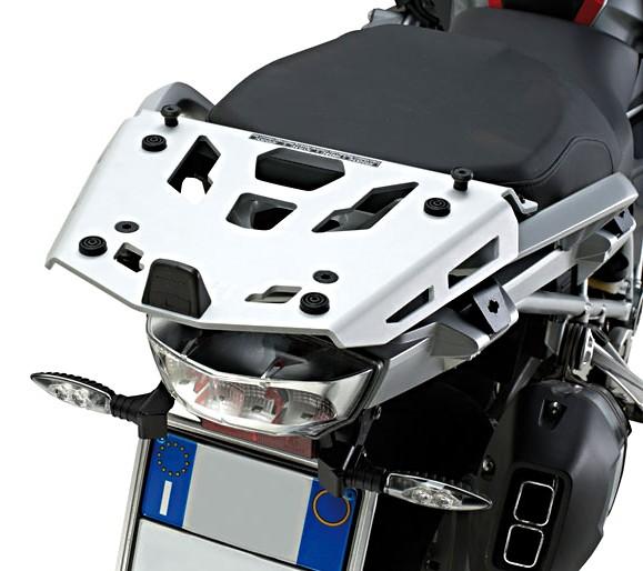 Givi Aluminium Topcase Set Trekker Outback 58 Liters Black