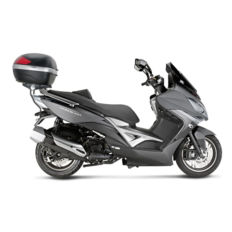 top box set givi suzuki burgman 250 99 02 v46n monokey black. Black Bedroom Furniture Sets. Home Design Ideas