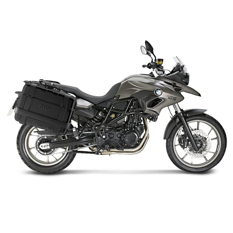 motorrad seitenkoffer set bmw r 1200 gs 04 12 givi trekker. Black Bedroom Furniture Sets. Home Design Ideas