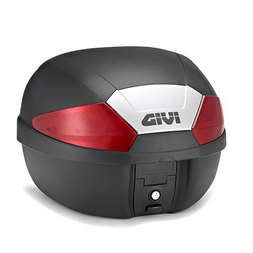 Top-Case-Set-Suzuki-V-Strom-1000-14-16-Givi-Monolock-B29N-29-l-negro