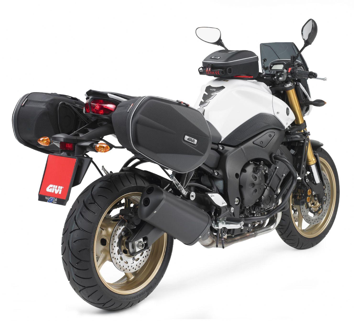 givi set side bags set 3d600 suzuki gsr 750 11 14 fitting kit easylock