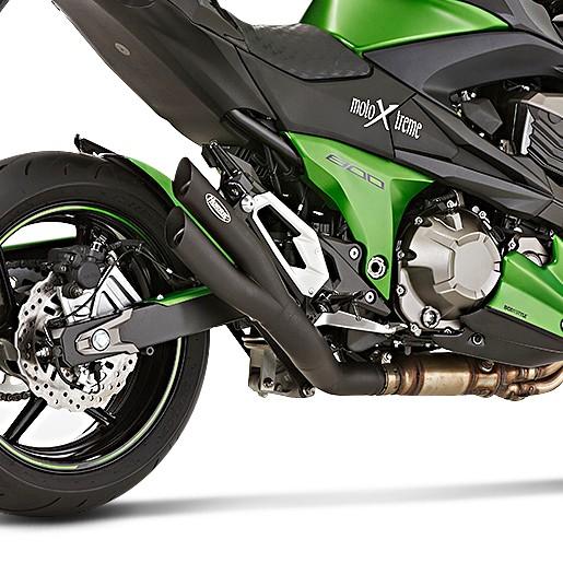 Tubo-de-Escape-Hurric-Pro2-Suzuki-GSX-R-600-11-16-negro