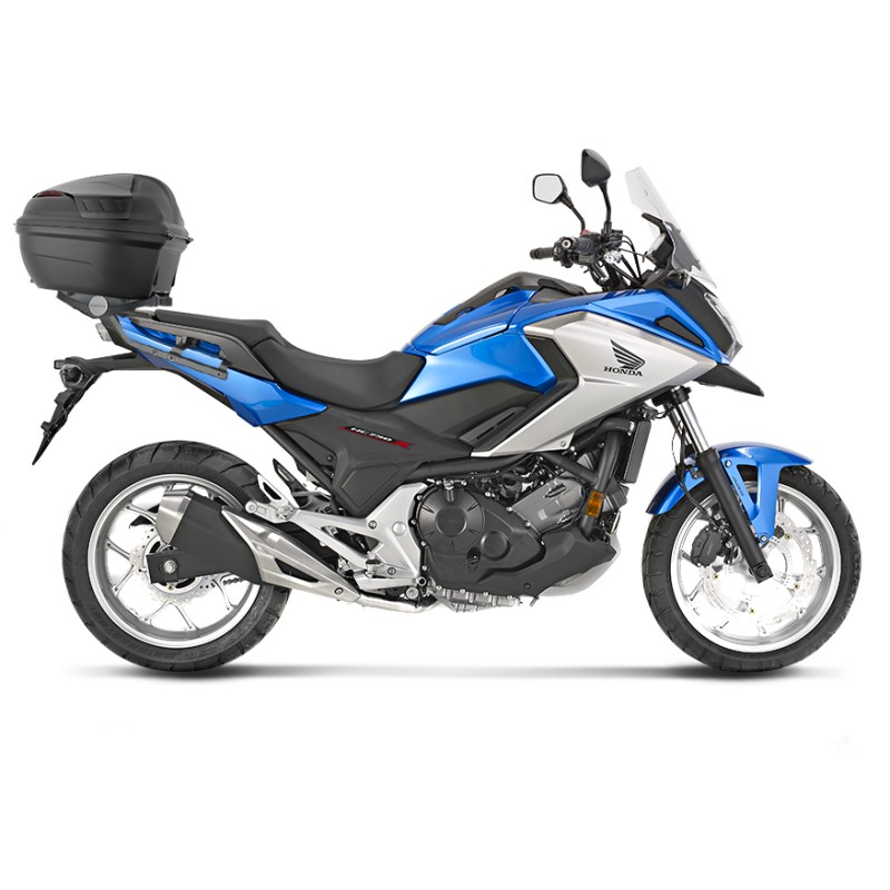 top box yamaha fjr 1300 kappa k37nn monolock 37 liters black. Black Bedroom Furniture Sets. Home Design Ideas
