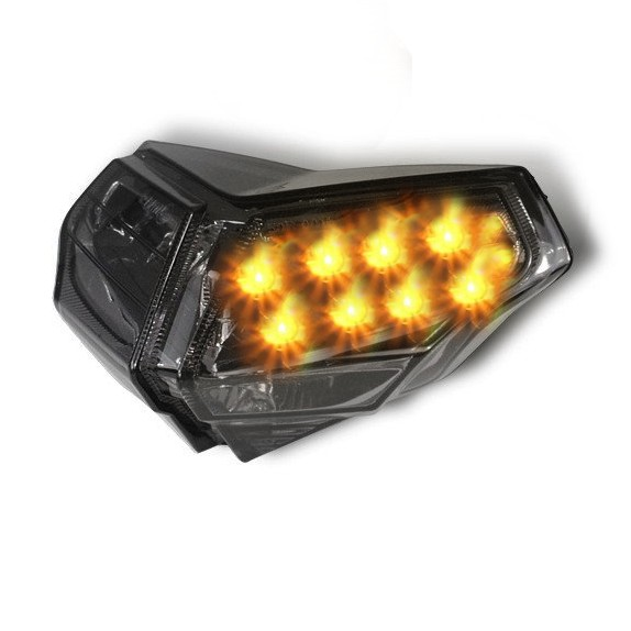led tail light indicators ducati 848 evo 1098 1198 07. Black Bedroom Furniture Sets. Home Design Ideas