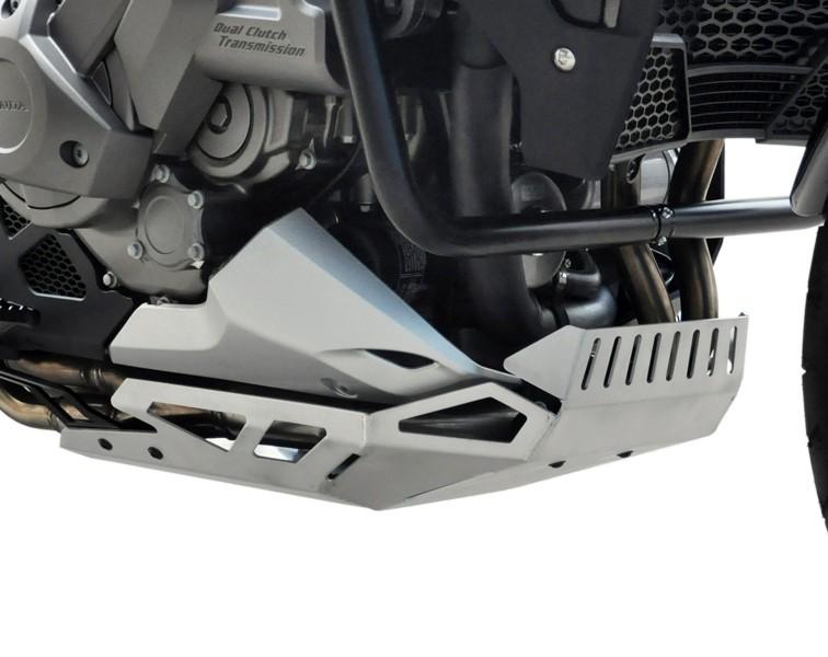 Motor-Schutz Honda Crosstourer 12-17 silber
