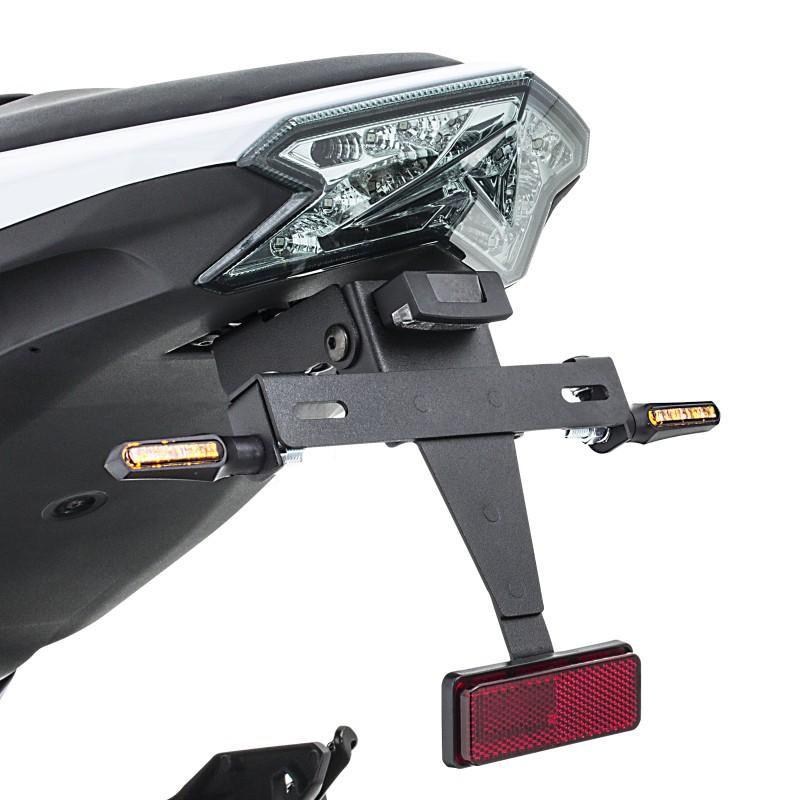 motorrad led blinker bmw r 1150 gs shorty fin paar schwarz. Black Bedroom Furniture Sets. Home Design Ideas
