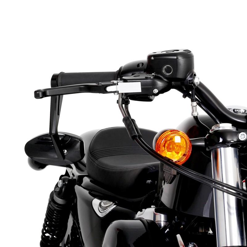 Espejo-Retrovisor-manillar-Moto-Morini-Corsaro-1200-Ferrara-Pareja-negro