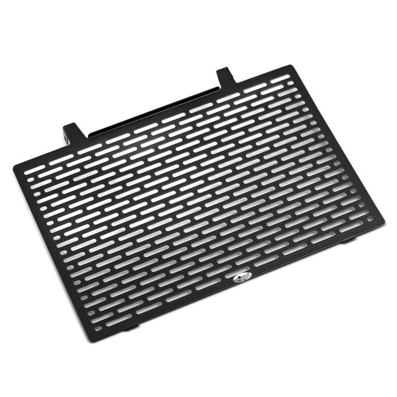 Kühlerabdeckung Protech KTM 690 Duke/ R 12-18 schwarz