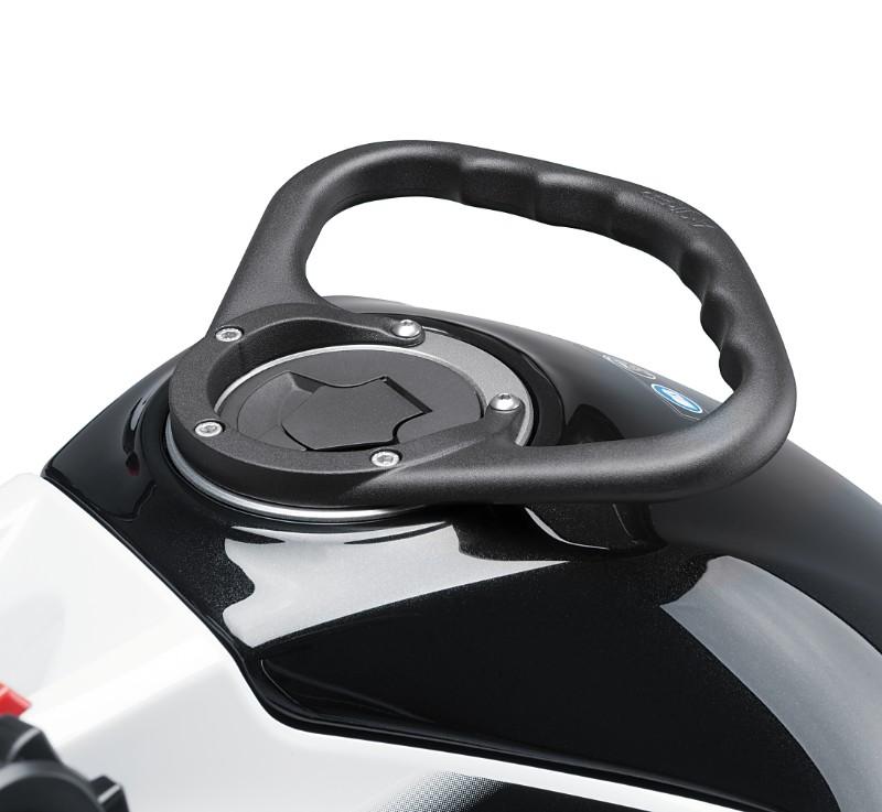 Sozius Haltegriff Honda CBR 600 RR 03-13 Puig A-Sider schwarz