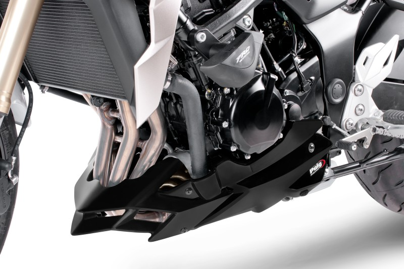Bugspoiler Puig Suzuki GSR 750 11-16 schwarz matt