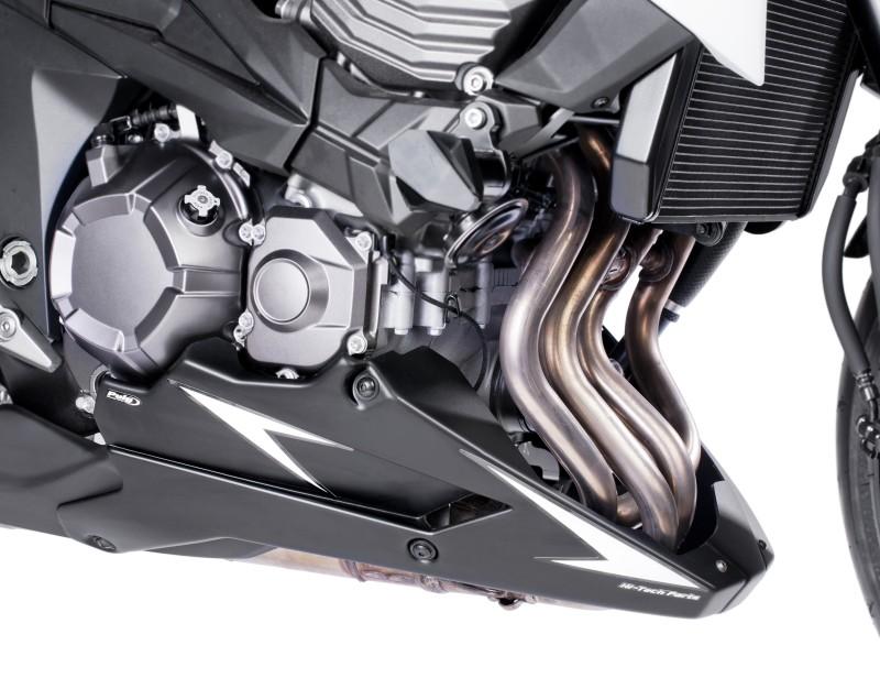 Bugspoiler Puig Kawasaki Z 800/ e 13-16 schwarz