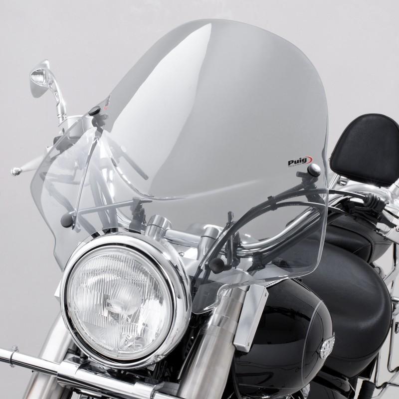 windscreen puig gr for yamaha xjr 1200 sp 1300 xv 1100. Black Bedroom Furniture Sets. Home Design Ideas