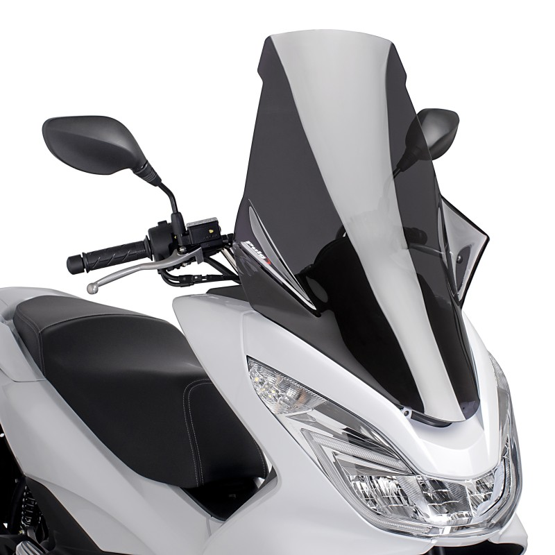 wind screen puig v tech line honda pcx 125 14 16 dark. Black Bedroom Furniture Sets. Home Design Ideas