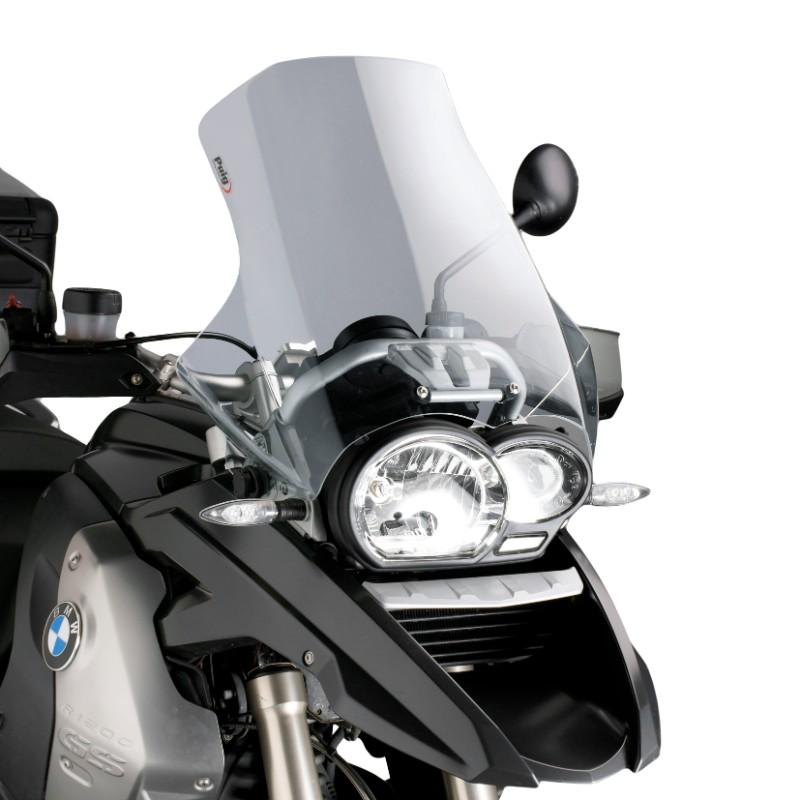 Windscreen Puig BMW R 1200 GS 04-12 Light Smoke