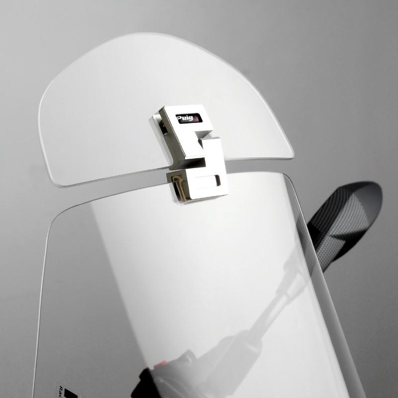 Aufsatz für Windschutzscheiben Puig Clip-On Spoiler 4639w klar