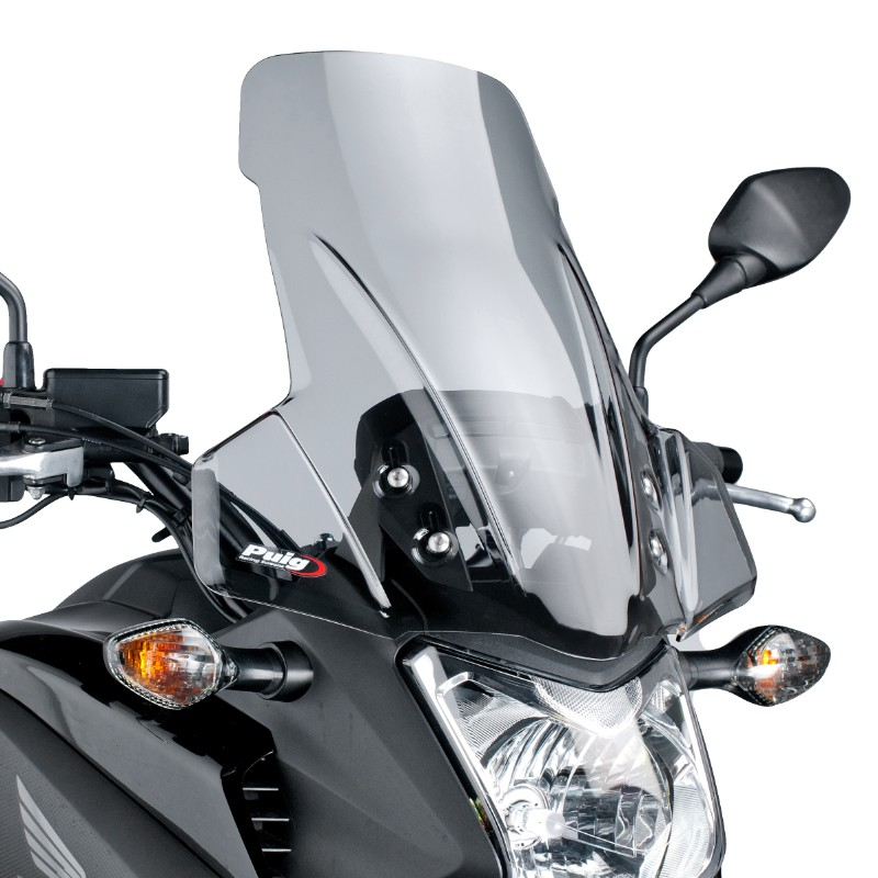 Tourenscheibe Puig Honda NC 700 X 12-15 rauchgrau