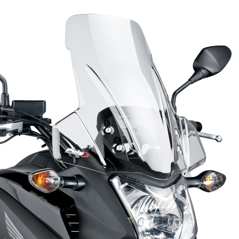 Windshield Touring Puig Honda NC 700 X 12-13 clear