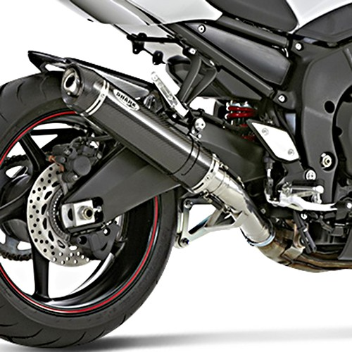 Tubo-de-Escape-Shark-Street-GP-Yamaha-FZ1-06-15-Carbono