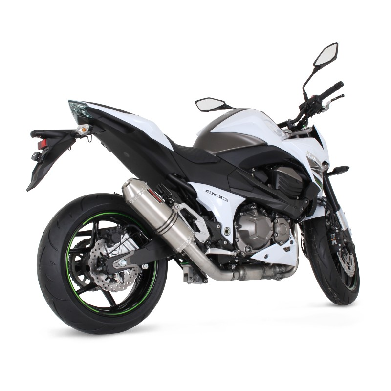 exhaust silencer kawasaki z 1000 sx 11 15 takkoni. Black Bedroom Furniture Sets. Home Design Ideas