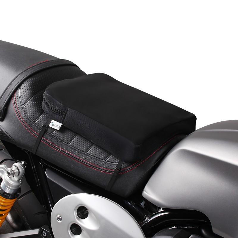 coussin de selle confort moto guzzi breva 1200 tourtecs air s couvre ebay. Black Bedroom Furniture Sets. Home Design Ideas