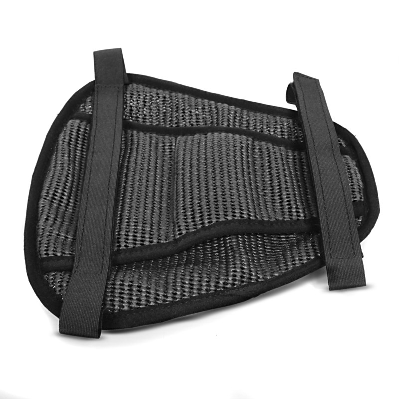 how to clean mesh seats