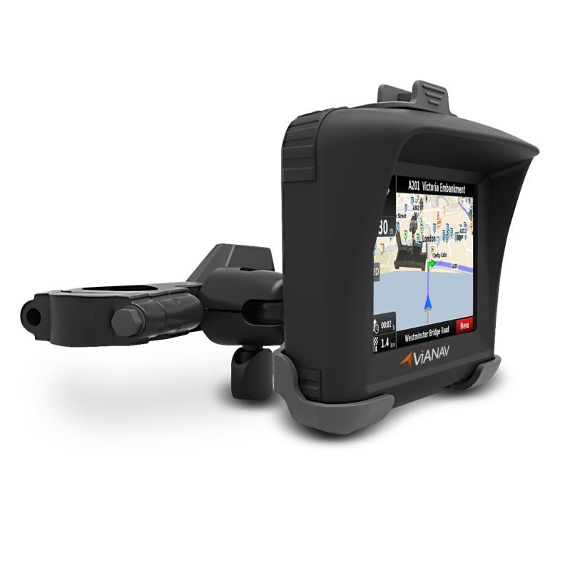 motorcycle gps sat nav bmw hp2 sport navigation system ebay. Black Bedroom Furniture Sets. Home Design Ideas