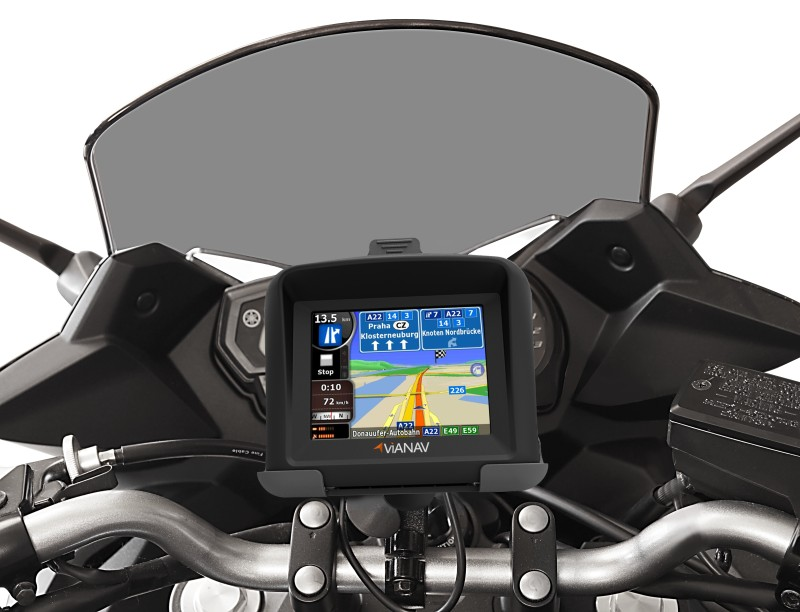 motorcycle gps sat nav bmw hp2 sport navigation system ebay. Black Bedroom Furniture Sets. Home Design Ideas