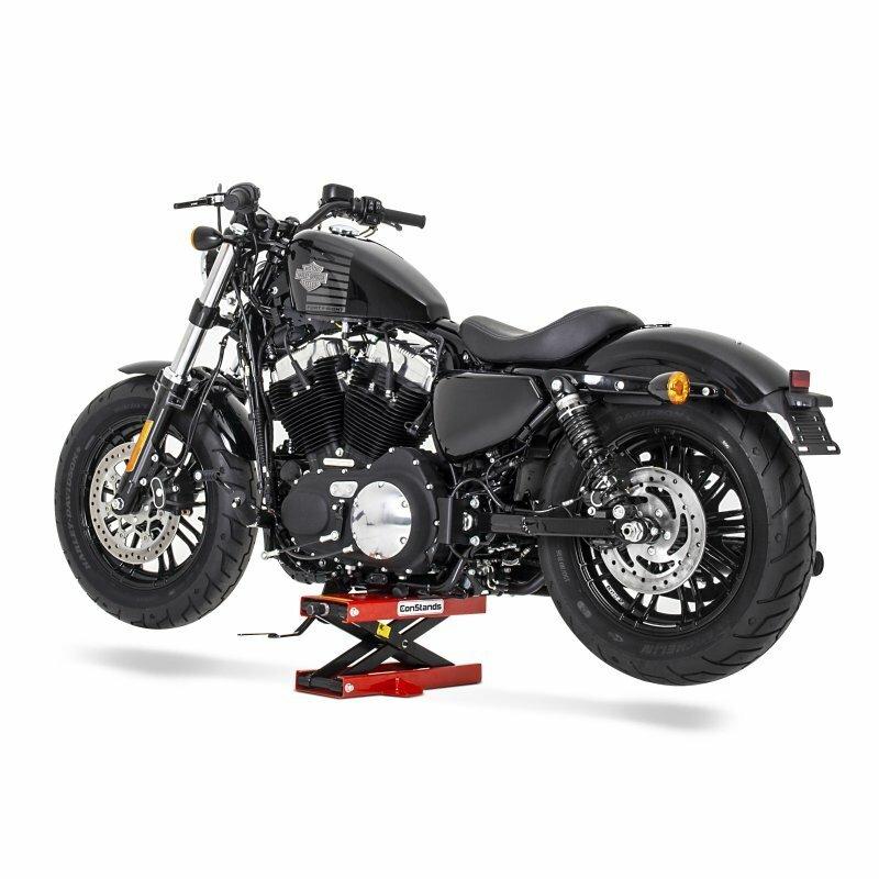 Jack lift mini acc f yamaha xv 250 virago motor bike for Sollevatore harley davidson