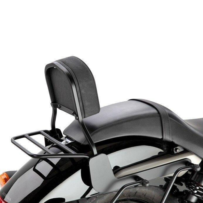 sissy bar gep cktr ger fehling honda shadow 750 black. Black Bedroom Furniture Sets. Home Design Ideas