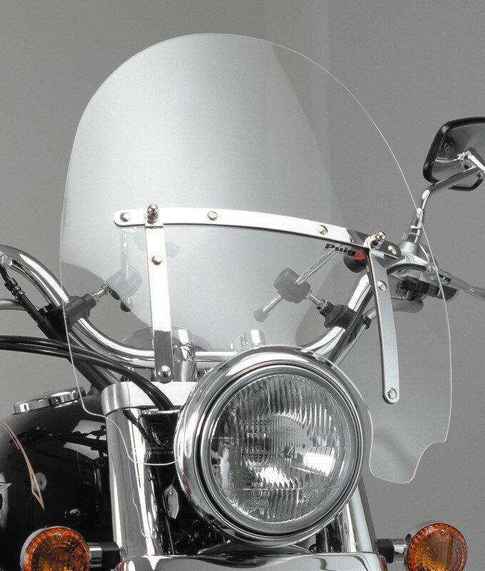 Yamaha Xvsa Windshield  Inc