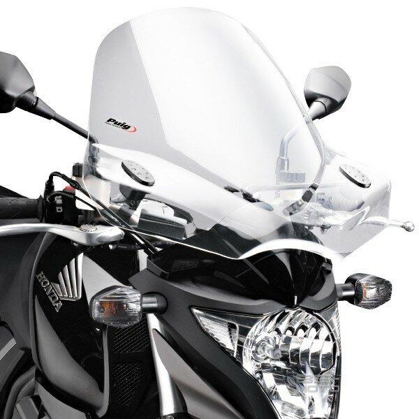 Universal Motorcycle Touring Screen