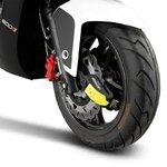 Bremsscheibenschloss Ducati Hypermotard 939 16-17 Artago 30x14 Alarm + Haltesatz K402 Pic:3