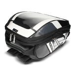 Tank Bag Bagster Stunt PVC Black-White