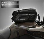 Copri Serbatoio Bagster Harley Davidson Sportster 1200 Custom (XL 1200 C) 04-07 antracite Pic:4