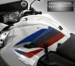Copri Serbatoio Bagster Harley Davidson Sportster 1200 Custom (XL 1200 C) 04-07 antracite Pic:2