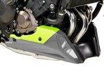 Belly pan Yamaha MT-09 2016 grey/ yellow Sportsline Bodystyle