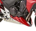 Bugspoiler Bodystyle Honda CB 500 F 13-15 rot