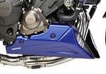 Bugspoiler Bodystyle Yamaha MT-09 Tracer 15-17 blau