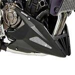 Bugspoiler Yamaha MT-07 14-17 Raceline Bodystyle schwarz matt