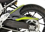 Hinterradabdeckung Bodystyle Yamaha MT-07 16-18 grau/ gelb