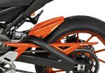 Hinterradabdeckung Bodystyle Yamaha MT-09 14-15 orange