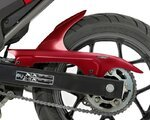 Rear hugger Bodystyle Honda NC 750 X 2014 red